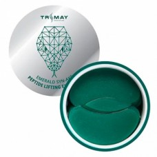 Гидрогелевые патчи Trimay Emerald Syn-Ake Peptide Lifting Eye Patch